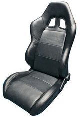 Simulated Leather Sport Seat in Travis AFB, California