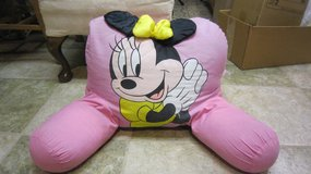 Minie Mouse Backrest Pillow (Naperville) in Naperville, Illinois
