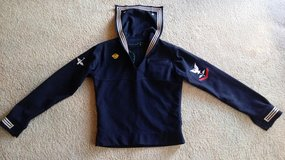 WWll Navy Uniform w Ruptured Duck Patch in Aurora, Illinois