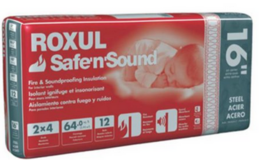 ROXUL Safe 'n' Sound Soundproofing Insulation in Naperville, Illinois
