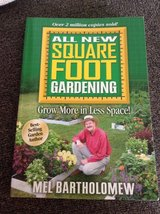 All New Square Foot Gardening in Bolingbrook, Illinois