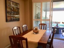Dining Room Table with 8 Chairs in Jacksonville, Florida