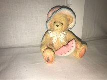 watermelon Cherished Teddies in Fort Bliss, Texas