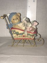 sled Cherished Teddies in Fort Bliss, Texas