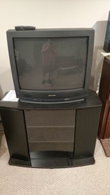 Television . Not flat screen. in Plainfield, Illinois