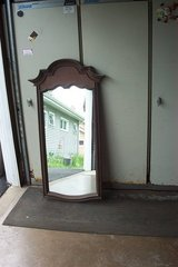 "49 "" TALL X 21 "" WIDE,  X 2 3/4"" THICK WALL MIRROR in Plainfield, Illinois"