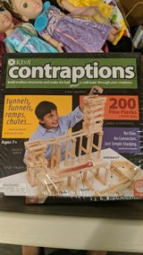 Keva contraptions 200 pine planks -NEW in Naperville, Illinois