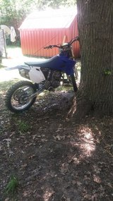 2004 YZ250F (VERY FAST) in Fort Riley, Kansas