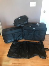 American Tourister Suitcase/Luggage (4) Pieces in Naperville, Illinois