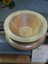 Handmade Maple Bowl in 29 Palms, California
