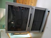 32 in tv and stand.   Like new , used in spare bed room in Fort Knox, Kentucky