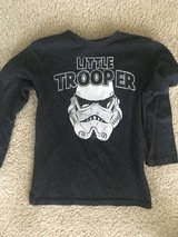 5T little trooper shirt in Yorkville, Illinois