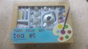 New in Box!  Paint Your Own Tea Set in Glendale Heights, Illinois