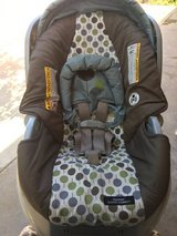 Car seat with stroller in Camp Pendleton, California
