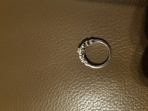 Custom Made Diamond and Platinum ring in Fort Hood, Texas