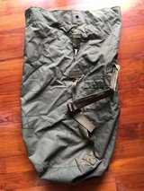 US Military Sea Bag Duffle Bag OD Green Army USMC Air Force Navy in Okinawa, Japan