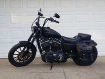 2010 Harley Davidson Sportster 883 Iron in Fort Knox, Kentucky