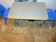 For Sale Kids table and 2 chairs in Fairfax, Virginia