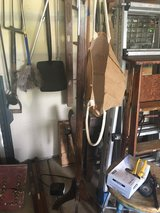 antique mission style coat rack in Naperville, Illinois