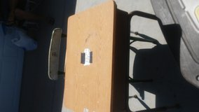 Kids school desk and chair in 29 Palms, California
