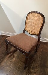 VINTAGE SEWING ROCKER Reduced in Naperville, Illinois