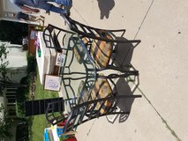 Yard sale in Fort Leavenworth, Kansas