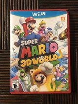 WII Super Mario 3D World in Fort Knox, Kentucky