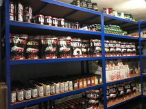 Supplements/fitness related foods in Ramstein, Germany