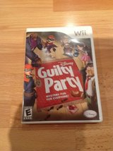Wii game - Disney's Guilty Party in Oswego, Illinois