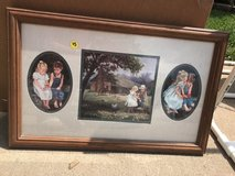 denim days picture and figurines LOT in Fort Leavenworth, Kansas