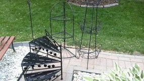 Like New 3 Garden Plant Stands in Plainfield, Illinois