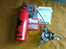MSR XGK EX Extreme Condition Stove with 1x fuel bottle in Camp Lejeune, North Carolina