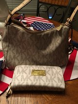 Michael Kors purse & wallet set in The Woodlands, Texas