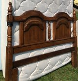 Queen/full headboard and rails in Fort Riley, Kansas