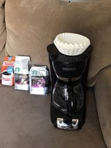 coffee make with un open coffee and filters in Las Vegas, Nevada