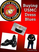 Want to buy USMC uniforms/gear in Camp Lejeune, North Carolina