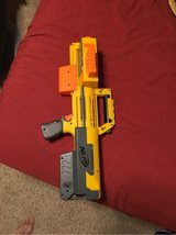 Deploy CS-6 Nerf gun in Alamogordo, New Mexico