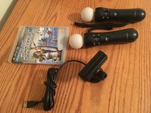 PS3 Move motion controller and Sports Champions game in Camp Lejeune, North Carolina