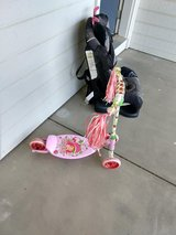 Kid Scooter in Fort Riley, Kansas