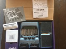 DigiTech BP200 Modeling Bass Processor for Guitar in Ramstein, Germany