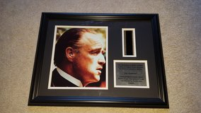 Godfather framed Movie Memoriblia in Yorkville, Illinois