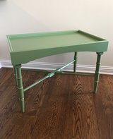 Wooden Butlers Breakfast/Coffee Table in Bolingbrook, Illinois