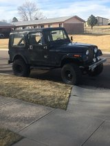 1983 Jeep CJ 7 in Fort Carson, Colorado