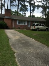 3BR 1 1/2 BA House Trent Woods in Cherry Point, North Carolina