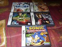 DS games in Fort Knox, Kentucky