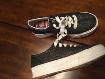 Girls sz 1 keds shoes in Fort Polk, Louisiana