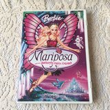 NEW Barbie Mariposa DVD & Her Butterfly Fairy Friends in Chicago, Illinois