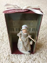 American Girl Dolls: Felicity China Figurine; EUC with Background Box in Cherry Point, North Carolina