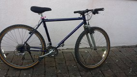 """Gary Fisher Mountain Bike Bicycle, 21-speed 18"""" frame in Ramstein, Germany"""