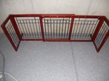baby or dog gate expandable in Lockport, Illinois